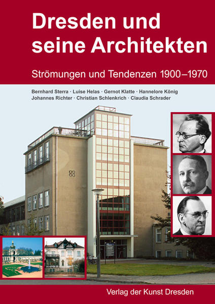 Dresden und seine Architekten als Buch von Bern...