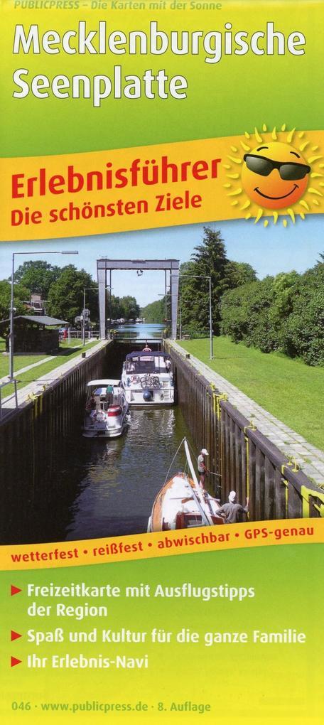 Erlebnisführer Mecklenburgische Seenplatte 1 : ...