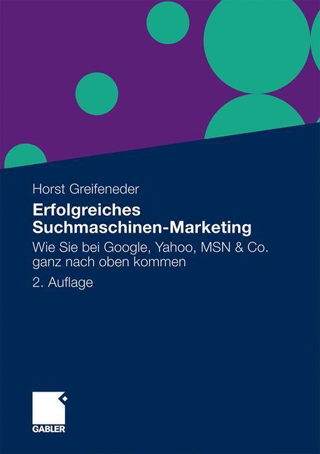 Erfolgreiches Suchmaschinen-Marketing als Buch ...