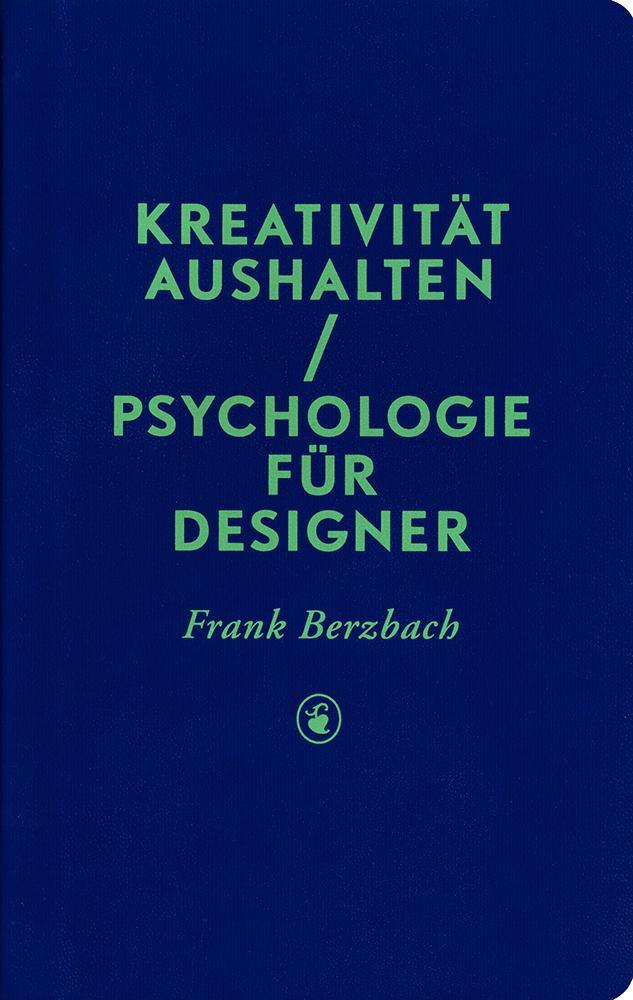 Kreativität aushalten als Buch