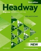 New Headway English Course Beginner Workbook with Key and CD