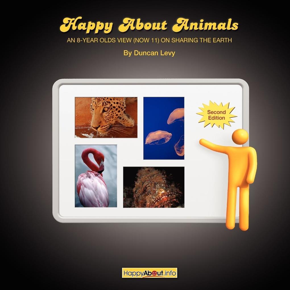 Happy About Animals (2nd Edition) als Taschenbu...