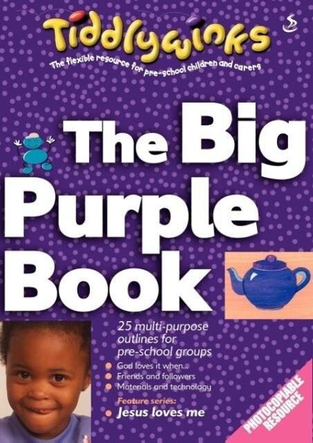 The Big Purple Book als Taschenbuch von
