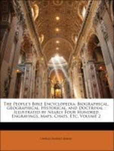 The People´s Bible Encyclopedia: Biographical, ...
