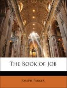 The Book of Job als Taschenbuch von Joseph Parker