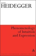 Phenomenology of Intuition and Expression: Theory of Philosophical Concept Formation