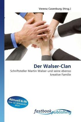 Der Walser-Clan als Buch von