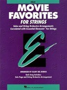 Essential Elements Movie Favorites for Strings: Cello