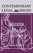 Education and the Law: A Dictionary