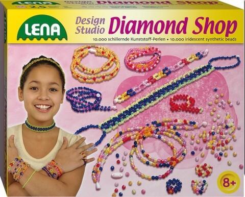 Lena - Basteln - Diamond Shop, groß