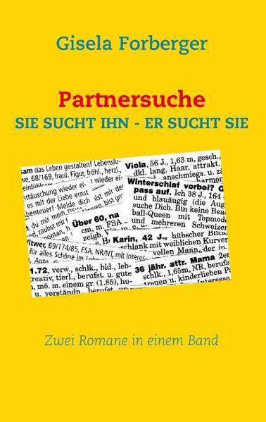 Partnersuche als Buch von Gisela Forberger