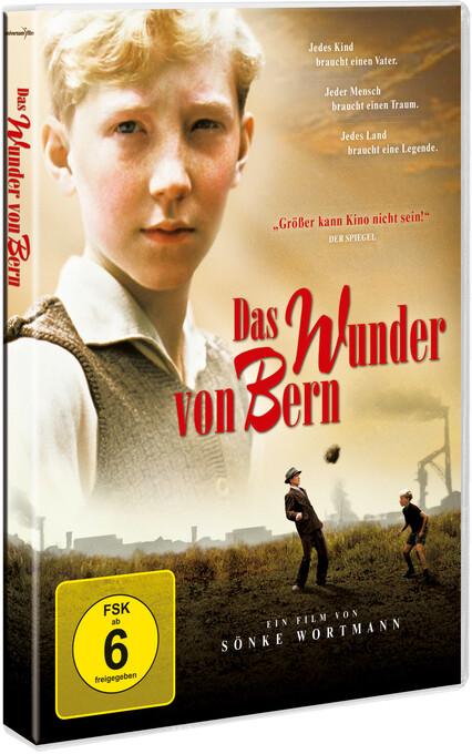 Das Wunder von Bern als DVD