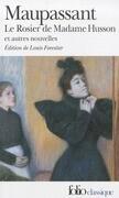 Rosier de Madame Husson