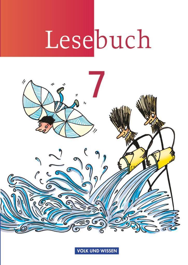 Lesebuch 7. Schuljahr. Schülerbuch. Östliche Bu...