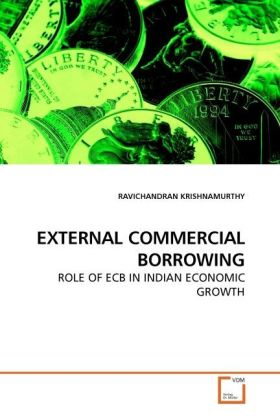 EXTERNAL COMMERCIAL BORROWING als Buch von RAVI...