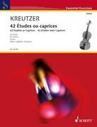 Etüden für Violine