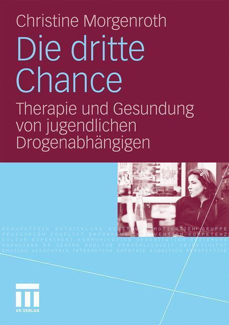Die dritte Chance als Buch von Christine Morgen...