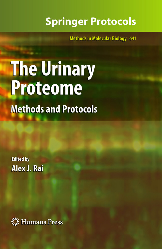 The Urinary Proteome als Buch (gebunden)