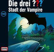 Die drei ??? 140. Stadt der Vampire (drei Fragezeichen) CD