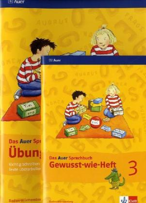 Das Auer Sprachbuch. Übungsheft inkl. Gewusst-w...
