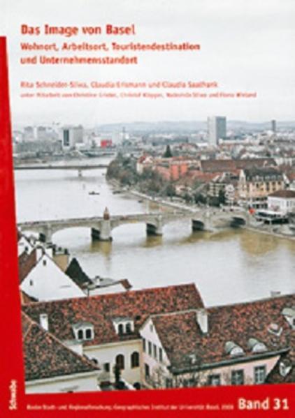 Das Image von Basel als Buch von Rita Schneider...