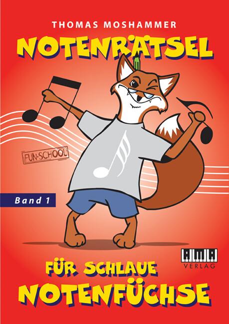 Notenrätsel für schlaue Notenfüchse 1 als Buch ...