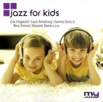 Jazz For Kids (My Jazz)