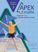 Apex Maths 3 Teacher's Handbook: Extension for All Through Problem Solving