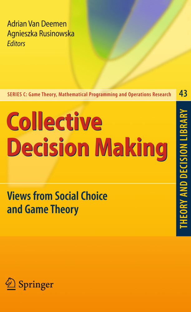 Collective Decision Making als Buch von