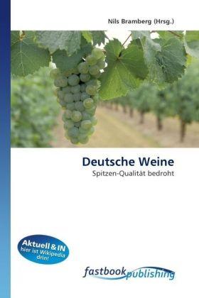 Deutsche Weine als Buch von