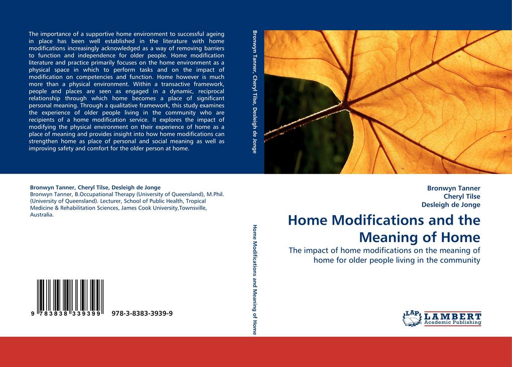 Home Modifications and the Meaning of Home als ...