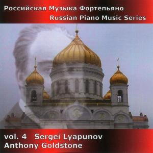 Russian Piano Music Vol.4