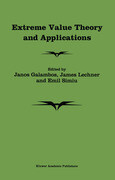 Extreme Value Theory and Applications: Proceedings of the Conference on Extreme Value Theory and Applications, Volume 1 Gaithersburg Maryland 1993