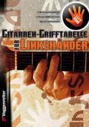 Gitarren-Grifftabelle für Linkshänder