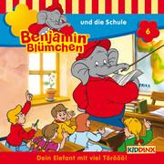 Benjamin Blümchen 006. und die Schule. CD