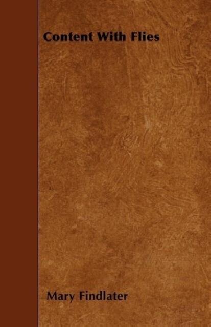 Content With Flies als Taschenbuch von Mary Fin...
