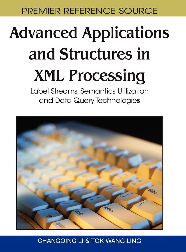 Advanced Applications and Structures in XML Pro...