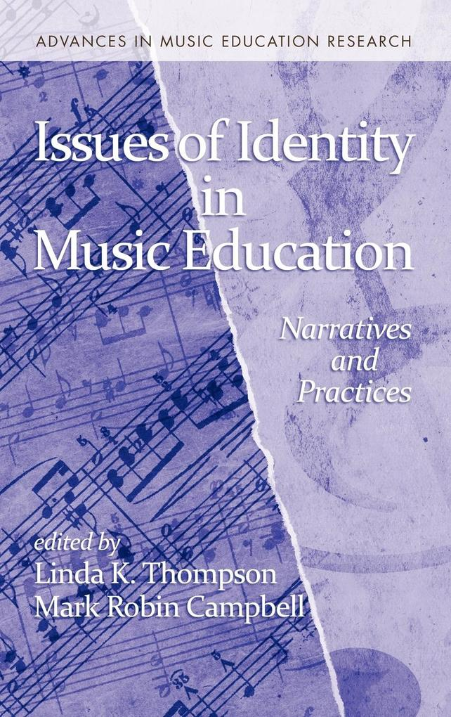 Issues of Identity in Music Education als Buch von