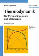 Thermodynamik für Werkstoffingenieure und Metallurgen