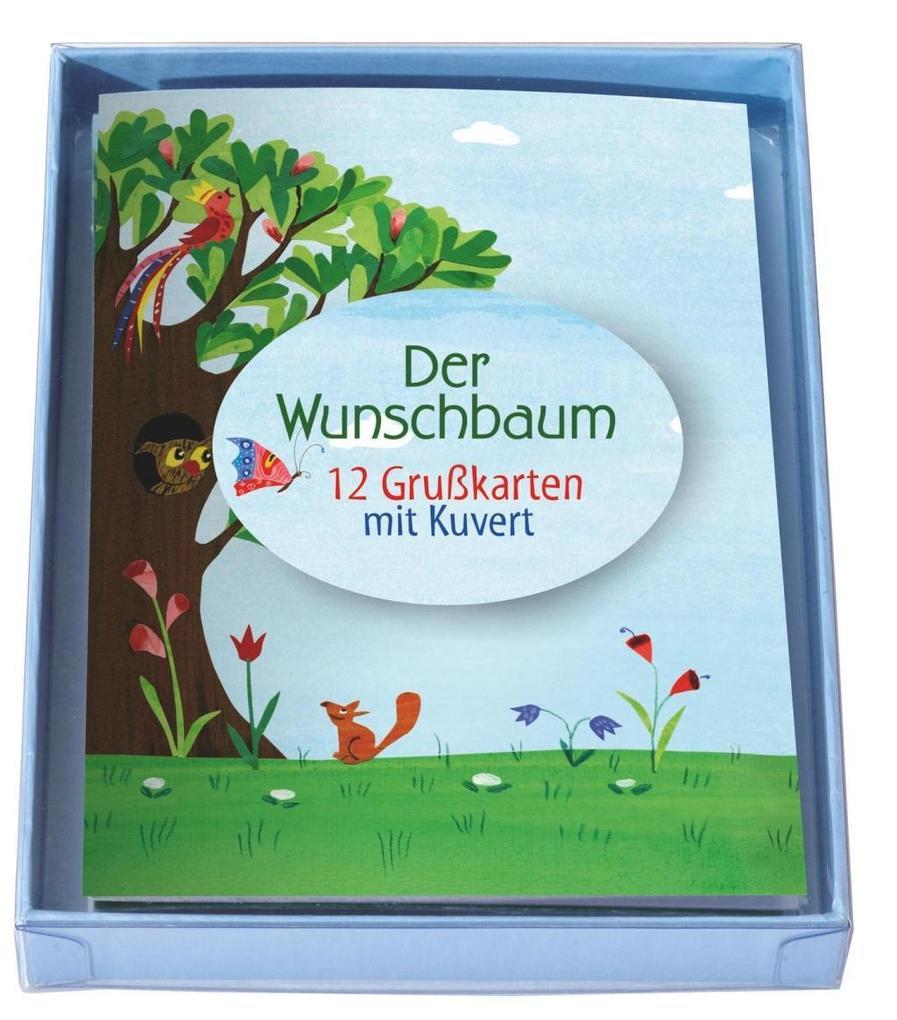 Der Wunschbaum als Buch von