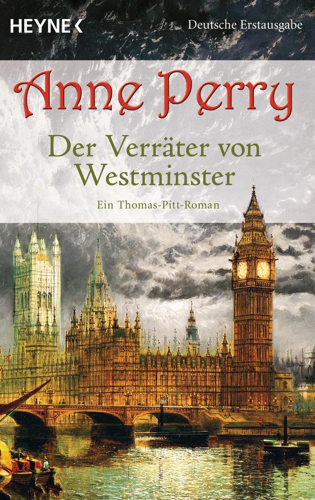 Der Verräter von Westminster als Taschenbuch