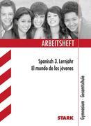 Arbeitsheft Spanisch 3. Lernjahr Gymnasium / Gesamtschule