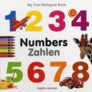 My First Bilingual Book - Numbers - English-ger...