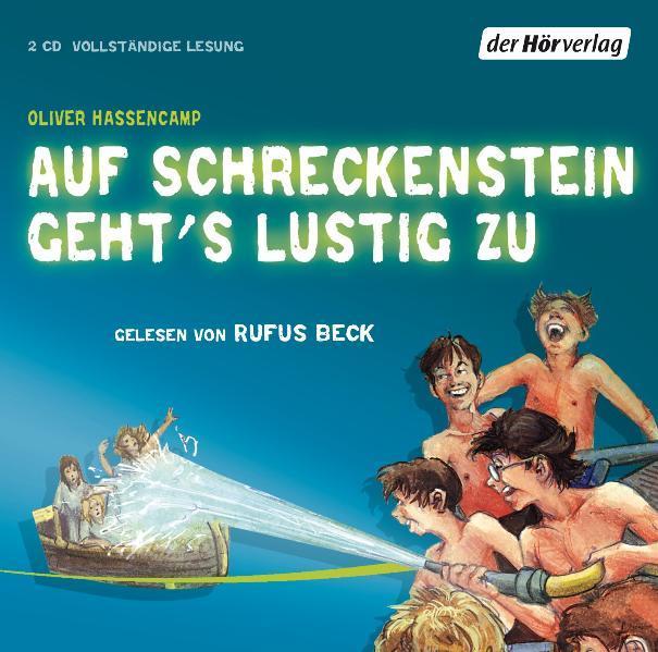 Image of Auf Schreckenstein geht's lustig zu