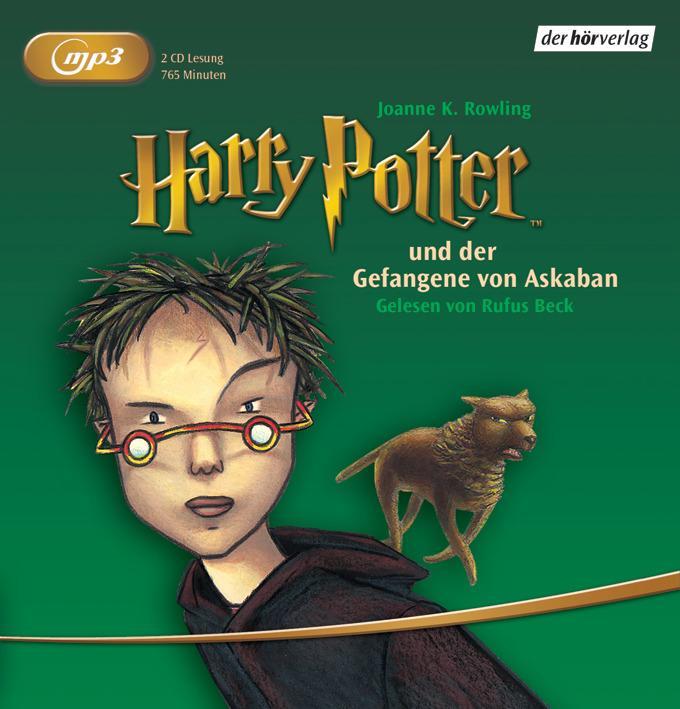 Harry Potter 3 und der Gefangene von Askaban als Hörbuch