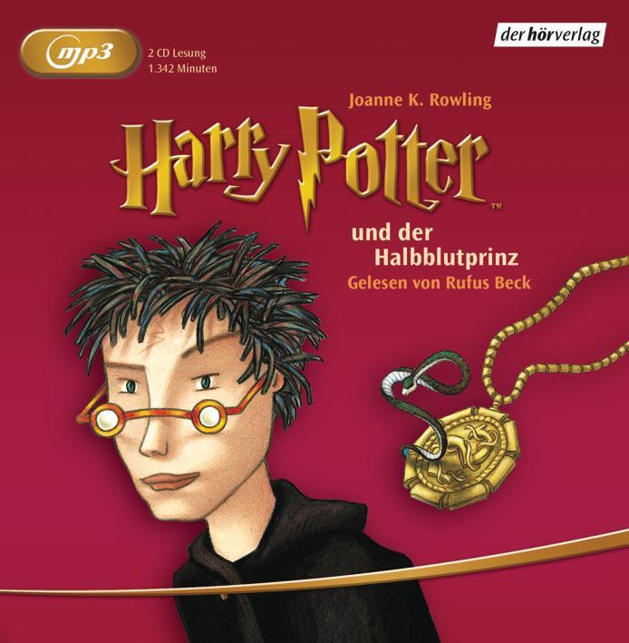 Harry Potter 6 und der Halbblutprinz als Hörbuch