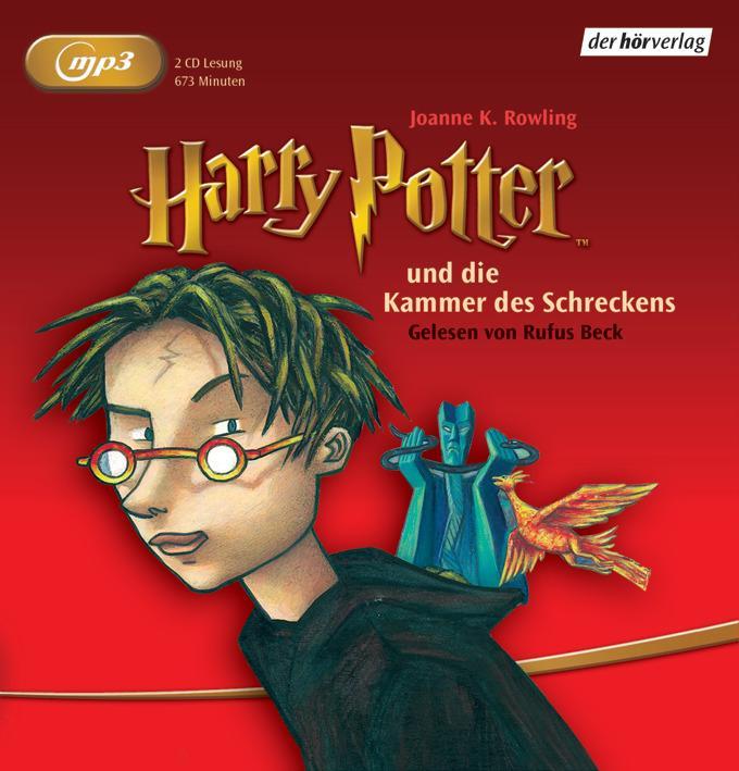 Harry Potter 2 und die Kammer des Schreckens als Hörbuch