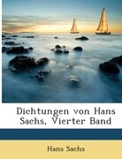 Dichtungen von Hans Sachs, Vierter Band