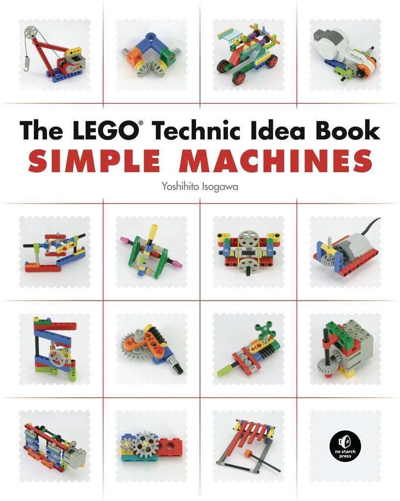The Lego Technic Idea Book: Simple Machines als...