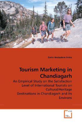 Tourism Marketing in Chandiagarh als Buch von G...